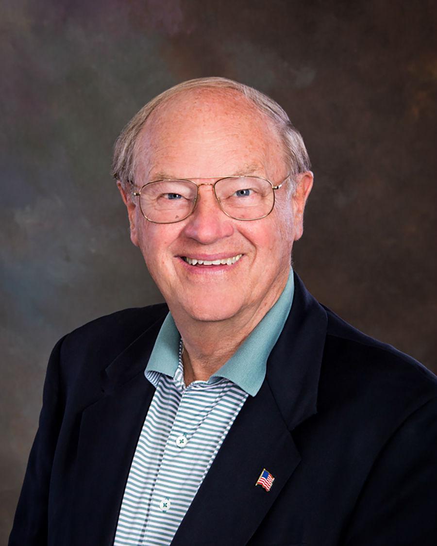 Photo of Rudolph P. Scheerer, MD