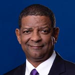 Photo of Police Chief Frank Adderley